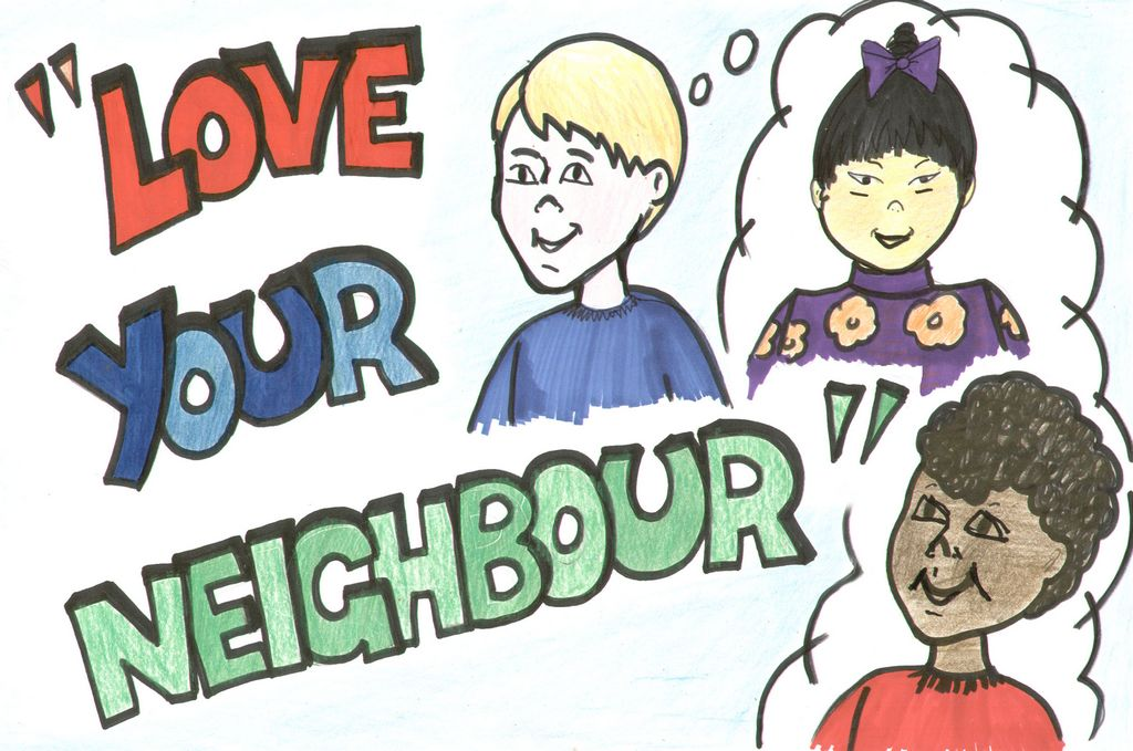 A good neighbour essay